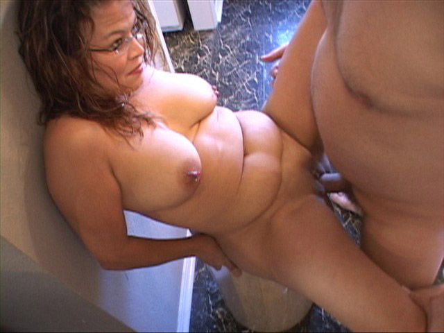 Wife fucked in the living room cuckold 8